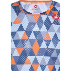 Castelli Pro Mesh - Sous-vêtement Homme - orange/bleu
